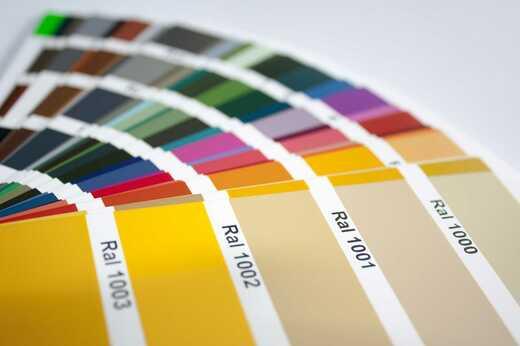 TTT digitale tools voor kleurenstudies