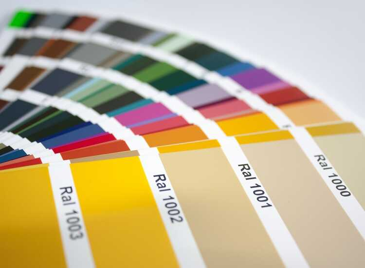 Digitale tools voor kleurenstudies